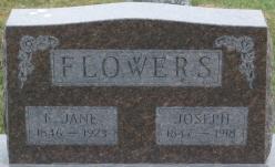 E. June Flowers