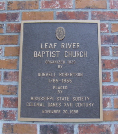 Leaf River Cemetery