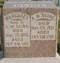 Margaret <i>Davis</i> Cline