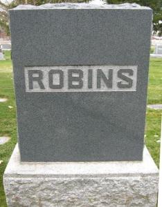 Elizabeth Ann <i>Gailey</i> Robins