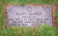 Scott Leavitt