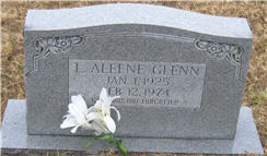 L Aleene <i>Armstrong</i> Glenn