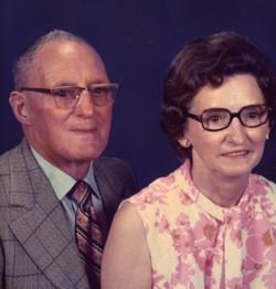 Edna Virginia <i>O'Kelley</i> Thompson