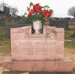 Lucile Anderson Tuggle