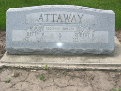 Betty Marie <i>Hicks</i> Attaway