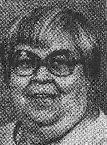 Virginia M <i>Beckemeyer</i> Romine