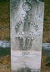Capt John Thomas Boykin