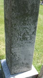 Hester Luella James