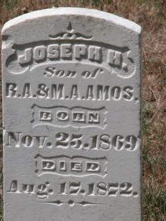 Joseph Henry Amos