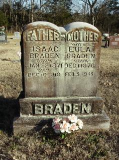 Isaac Richard Braden