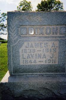 Lavina Jane <i>Over</i> Dixon