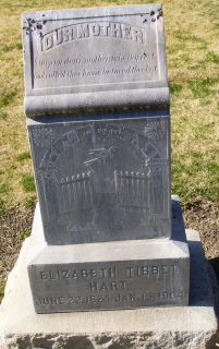 Elizabeth <i>Ager</i> Hart