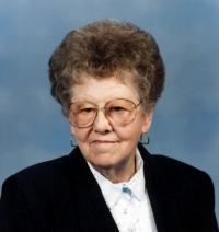 Maxine U. <i>Moss</i> Strickler