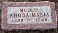 Maria Rhoda <i>Ropp</i> Brim