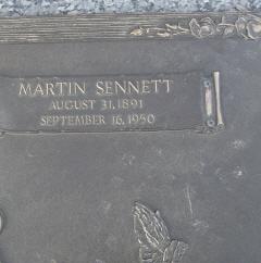 Martin Sennet Conner