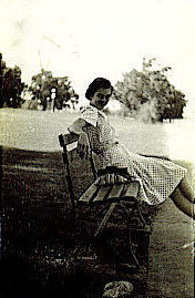 Lillian Maurine <i>Brobst</i> Wymore