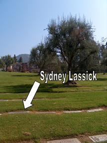 Sydney Lassick