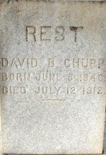 David Boozer Chupp