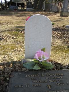 James A. Cooper