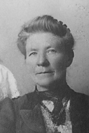 Emma Christiansen <i>Pedersen</i> Tietjen