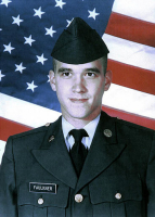 Sgt James Daniel Faulkner