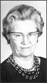 Lillian Odum Keller