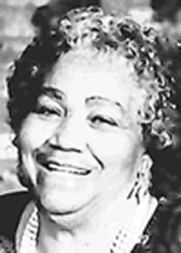 Frances Mae <i>Johnson</i> Cohee
