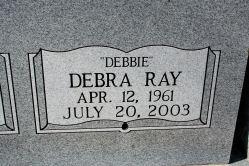 Debra Lynn Debbie <i>Ray</i> Bramblett