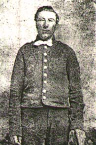 Sgt Winston Wince LeMaster