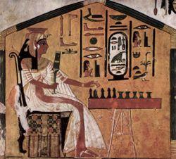 Queen Isis-ta-Habadjilat