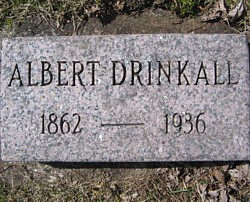 Albert Drinkall