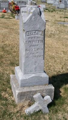 Eliza J. <i>Duncan</i> Bequette