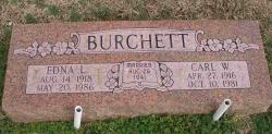 Carl W Burchett