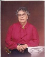 Bertha M. <i>Poynor</i> Embry
