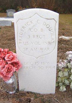 Frederick Colquitt Douglas, I