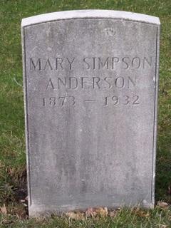 Mary Ellen <i>Simpson</i> Anderson