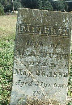 Minerva Burt