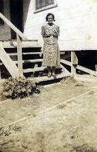 Sylvitta Sylvetty; Ettie <i>Grass</i> Bonham