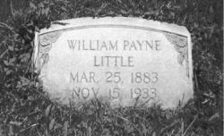 William Payne Little