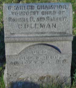 Charles Champion Coleman
