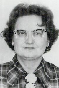 Gertrude <i>Kavesh</i> Jones