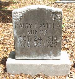 Daisy Lavilla Minor