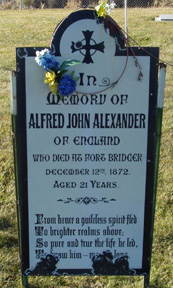 Alfred John Alexander