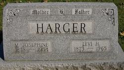 Mary Josephine <i>New</i> Harger
