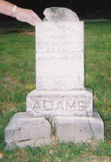 Ina Pearl Adams