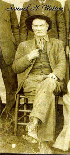 Samuel Hansford Watson