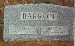 Vesta Eva <i>Berry</i> Barron