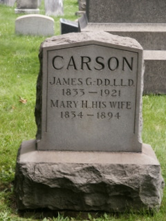 James G. Carson