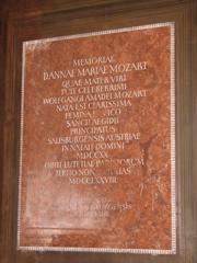 Anna Maria Maria <i>Pertl</i> Mozart