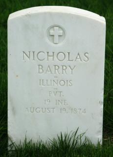 Nicholas Barry